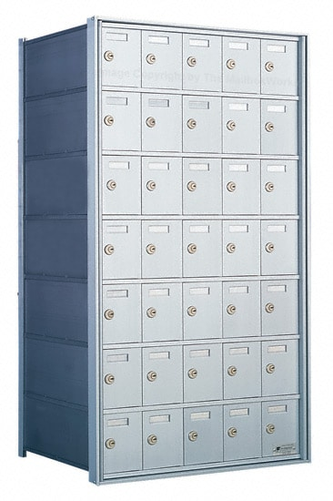 Florence 1700 4B Mailbox – Private Distribution, 35 Doors Product Image