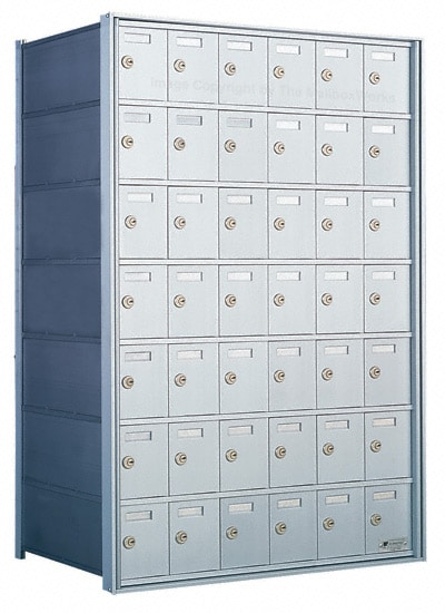 Florence 1700 4B Mailbox – Private Distribution, 42 Doors Product Image