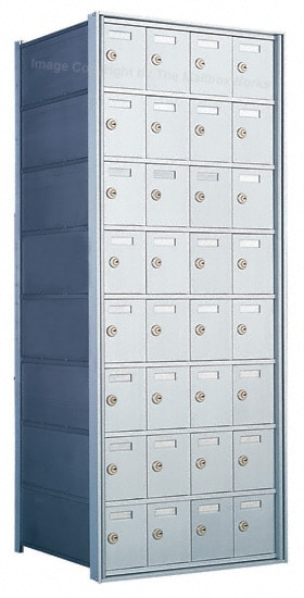 Florence 1700 4B Mailbox – Private Distribution, 32 Doors Product Image