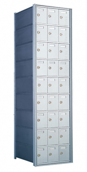 1700 Private Distribution Mailboxes 27 Door