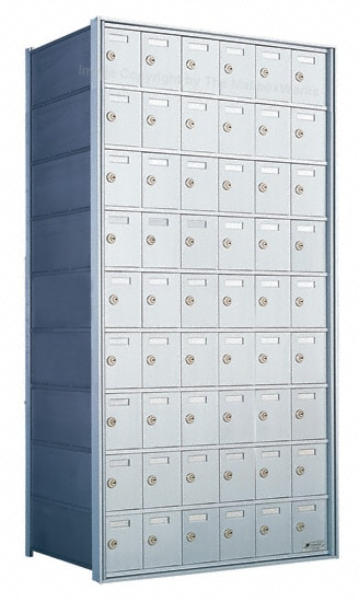 Florence 1700 4B Mailbox – Private Distribution, 54 Doors Product Image