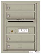 Florence 4C Mailboxes 4C06S-04 Postal Grey