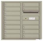 Florence 4C Mailboxes 4C08D-13 Postal Grey