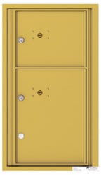 Florence 4C Mailboxes 4C08S-2P Gold Speck