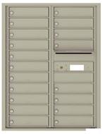 Florence 4C Mailboxes 4C11D-19 Postal Grey