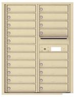 Florence 4C Mailboxes 4C11D-19 Sandstone