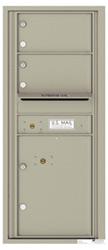 Florence 4C Mailboxes 4C11S-02 Postal Grey
