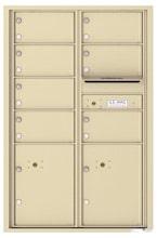 Florence 4C Mailboxes 4C13D-07 Sandstone