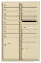 Florence 4C Mailboxes 4C13D-15 Sandstone