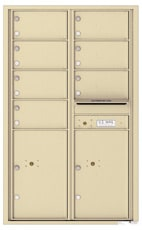 Florence 4C Mailboxes 4C14D-07 Sandstone