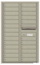 Florence 4C Mailboxes 4C14D-26 Postal Grey