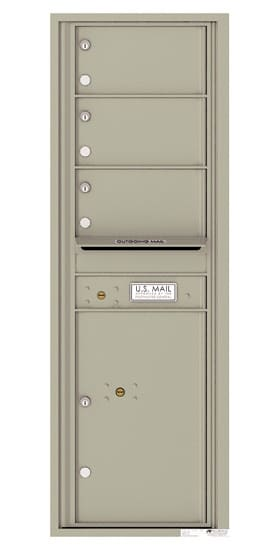 4C14S03 4C Horizontal Commercial Mailboxes