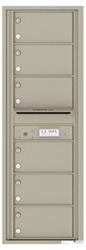 Florence 4C Mailboxes 4C14S-06 Postal Grey