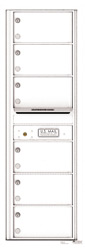 Florence 4C Mailboxes 4C14S-06 White