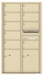 Florence 4C Mailboxes 4C15D-09 Sandstone