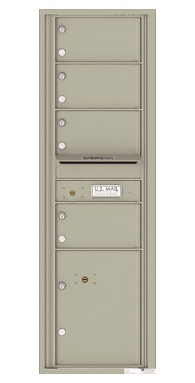 4C15S-04 Front Loading Private Use Commercial 4C Mailboxes Product Image