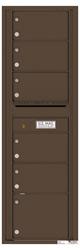 Florence 4C Mailboxes 4C15S-06 Antique Bronze