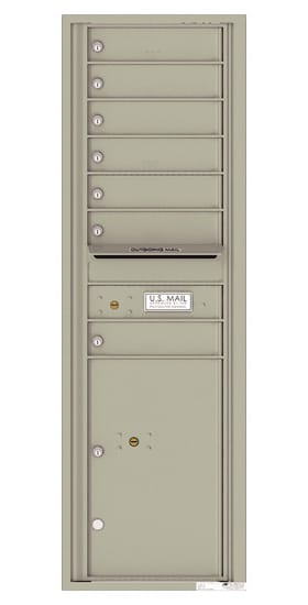4C15S07 4C Horizontal Commercial Mailboxes