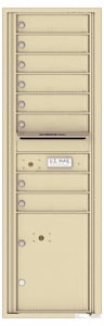 Florence 4C Mailboxes 4C15S-08 Sandstone