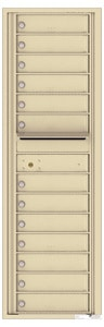 Florence 4C Mailboxes 4C15S-13 Sandstone