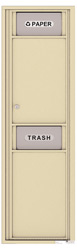 Florence 4C Mailboxes 4C15S-Bin Sandstone