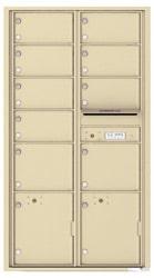 Florence 4C Mailboxes 4C16D-09 Sandstone