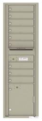 Florence 4C Mailboxes 4C16S-09 Postal Grey