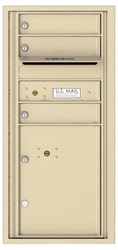 Florence 4C Mailboxes 4CADS-03 Sandstone