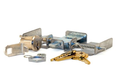Florence 2600 Series Mailbox Replacement Vault Lock Kit K1111-114 Product Image