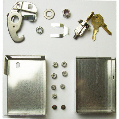 Replacement Parcel Locker Lock Kit for Florence CBU Mailboxes – K91610 Product Image