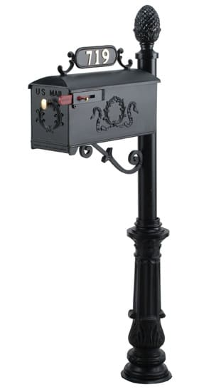 Imperial 719 Mailbox and Post Product Image