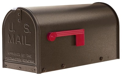 Janzer Mailboxes Residential Post Mount Product Image
