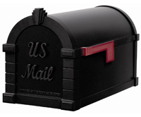 Gaines Keystone Mailbox KS19S