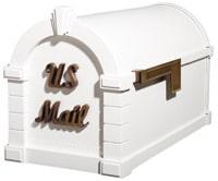 Gaines Keystone Mailbox KS22S