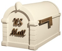 Gaines Keystone Mailbox KS26S
