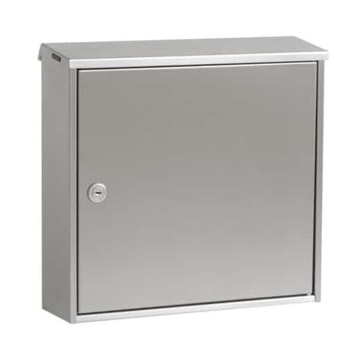 Knobloch Chicago Stainless Locking Wall Mount Mailbox Product Image