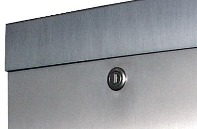 Knobloch Mailbox X Close Up