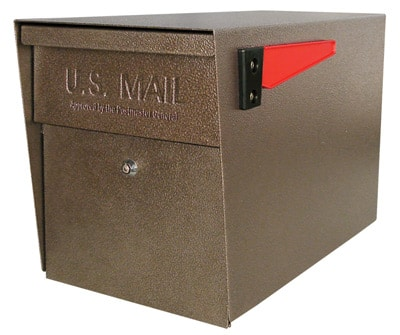 Mail Boss Post Mount Locking Mailbox Product Image