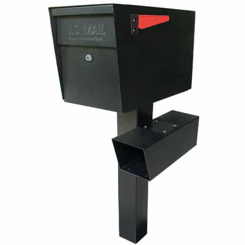 Mail Boss Newspaper Holder