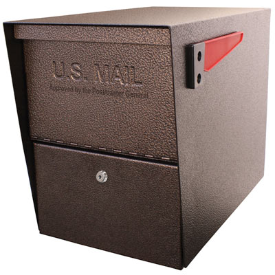 Mail Boss Package Master Security Mailbox for Sale Product Image