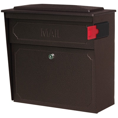 Mail Boss Townhouse Wall Mount Locking Mailbox Product Image