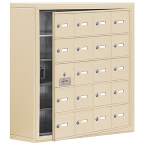 Salsbury 19158-20 Phone Locker Sandstone