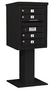 Salsbury 4C Pedestal 3406S-04 Black