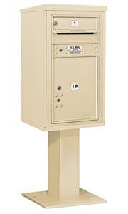 Salsbury 4C Pedestal 3408S-01 Sandstone