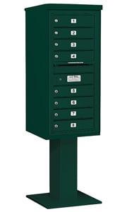 Salsbury 4C Pedestal 3410S-08 Green