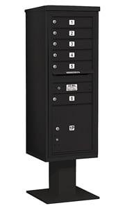 Salsbury 4C Pedestal 3413S-06 Black