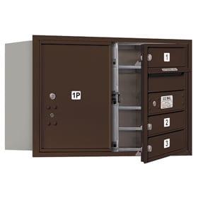 Salsbury 4C Mailboxes 3705D-03 Bronze