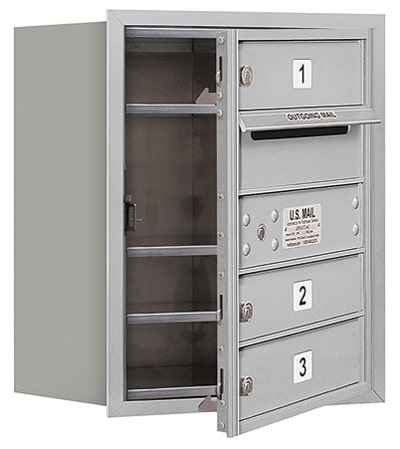 3705S03 Front Loading Commercial 4C Mailboxes