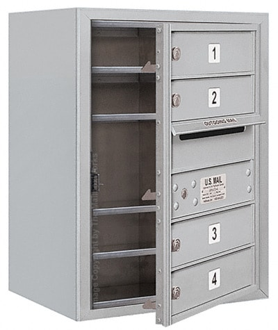 3706S04 Surface Mount Commercial 4C Mailboxes