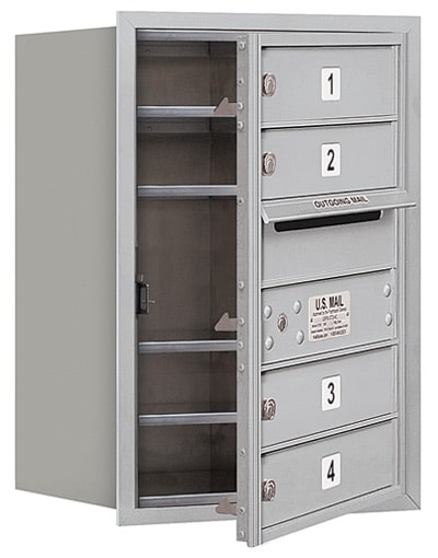 3706S04 Front Loading Commercial 4C Mailboxes
